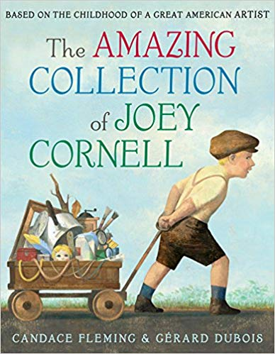 The Amazing Collection of Joey Cornell: Based on the Childhood of a Great American Artist的相關圖片