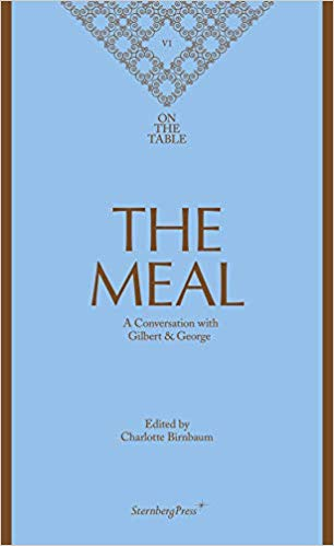 The Meal: A Conversation with Gilbert & George的相關圖片
