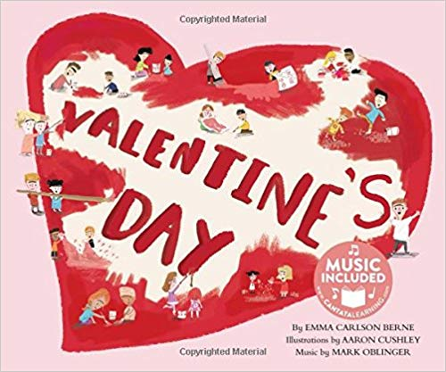 Valentine's Day (Holidays in Rhythm and Rhyme)的相關圖片