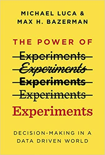 The Power of Experiments: Decision Making in a Data-Driven World的相關圖片