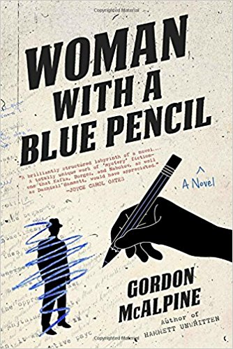 Woman with a Blue Pencil: A Novel的相關圖片