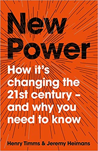 New Power: How It's Changing The 21st Century - And Why You Need To Know的相關圖片