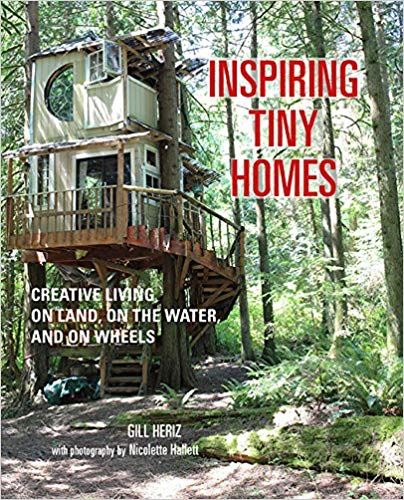 Inspiring Tiny Homes: Creative living on land, on the water, and on wheels的相關圖片